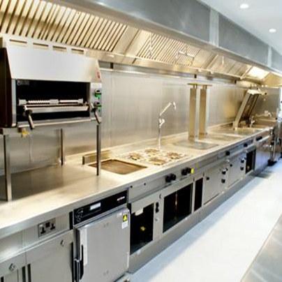 厨房排烟系统安装-排烟罩安装