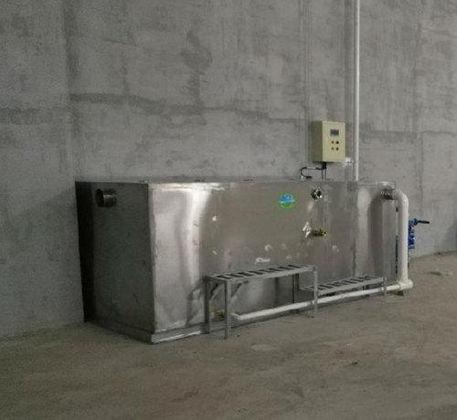 油水分离器清洗