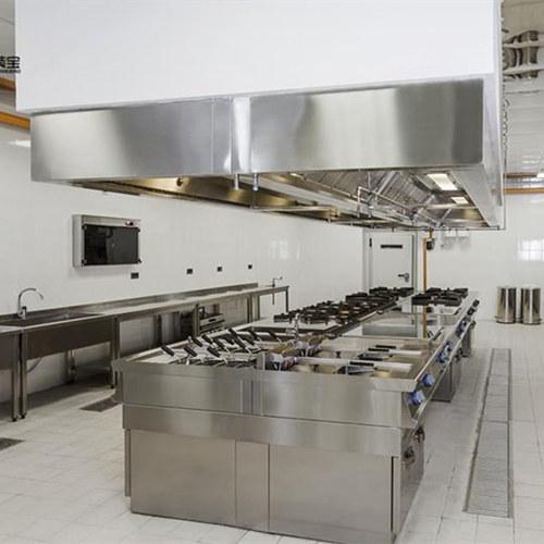厨房排烟系统安装-排烟工程